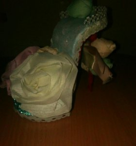 Декоративная туфелька