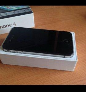 Айфон 4 s 16гб новый