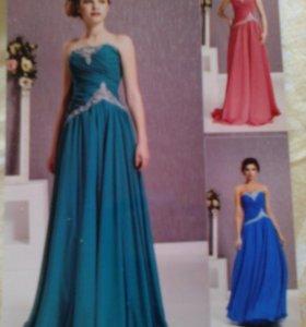 Вечерние платья длинные и короткие от 2000 до 6000