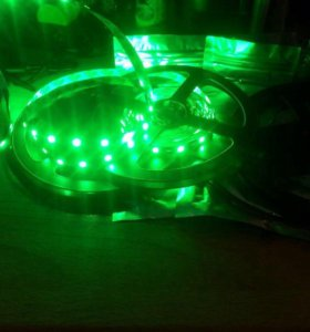Светодиодные ленты 5 метров.