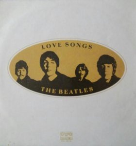 """Love Songs"", ""The Beatles"""
