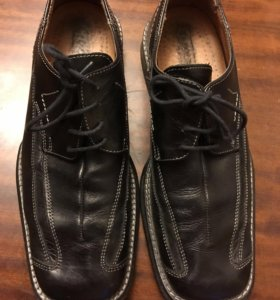 Ботинки кожа Antonio Zini