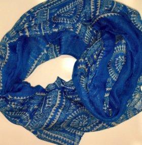 Палантин шарф новый