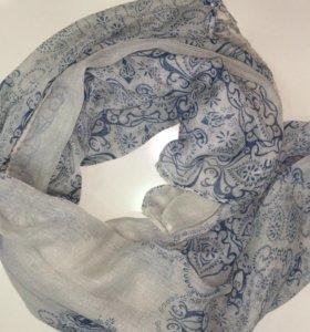 Новый палантин шарф