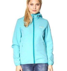 Куртка спортивная софтшелл