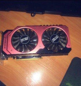 Видеокарта GTX960