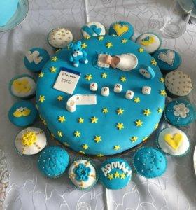 Торты, кексы, пирожные, домашняя выпечка 🎂😋