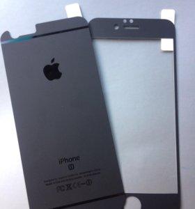 Матовые защитные стекла на iPhone 6/6s