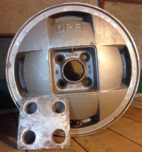Оригинальные диски Opel.