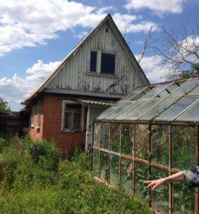 Участок с домом в Балыково, с/т красная звезда