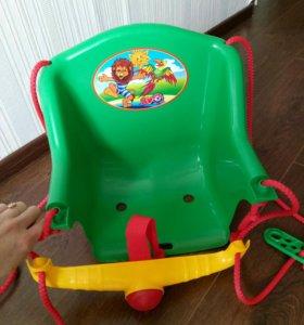 Качеля детская для детей