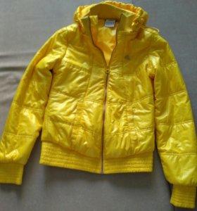 Куртка adidas, б/у