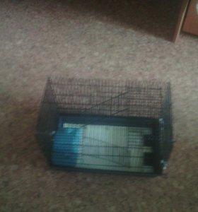 Клетка для хомяков,джунгариков,мышей