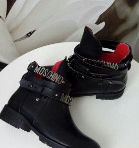 Новые ботинки 39р