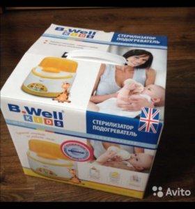 Подогреватель детского питания-стерилизатор посуды