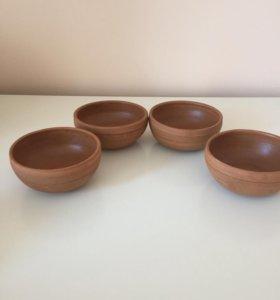 Глиняная тарелка ( миска)