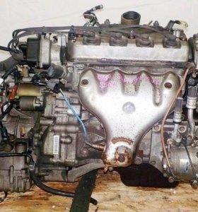 двигатель хонда d16a