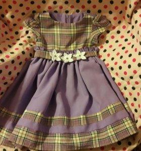 Платье для девочки р81