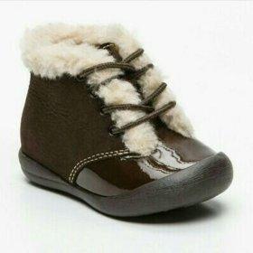 Демисезонные ботинки Minibel (новые)!