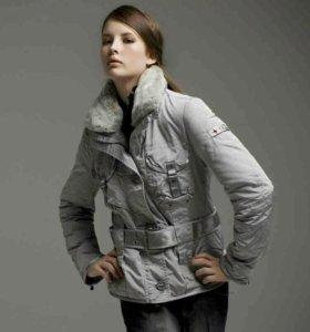 Куртка пуховик женская, новая