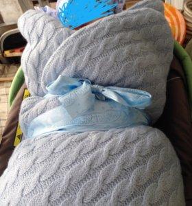 Одеяло из ангоры