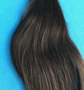 Новые волосы на трессе