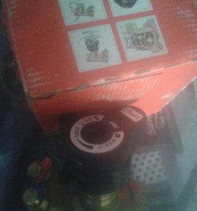 Балансировочный клапан со встроенным шаровым крано