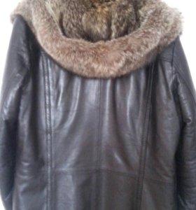Кожаная куртка (мужская)