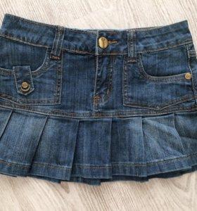 Юбка джинсовая 😍