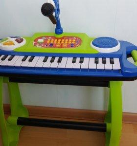 Пианино+стул
