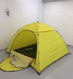 Летняя палатка Медведь 4-х местная