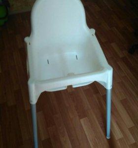 Детский стульчик икея