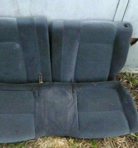 Хонда интегра  кресла