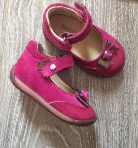 Туфельки Falcotto 18 размер