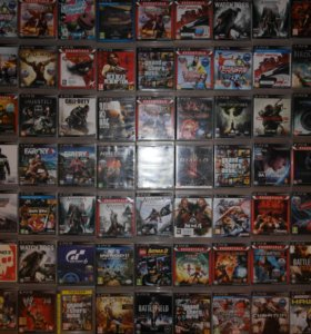 Игры Sony PlayStation 3,4,xbox