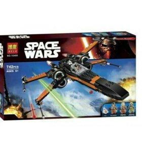 Конструктор Bela 10466 аналог LEGO