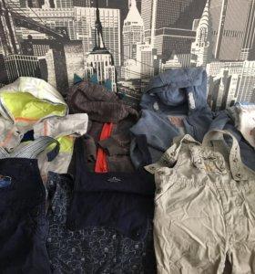 Комбинезоны, слипы, штаны, кофты, боди