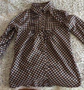 Рубашка для беременных, размер M/L
