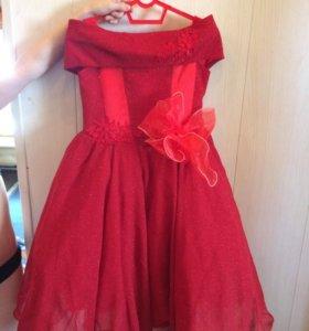 Платье на выпускной из садика