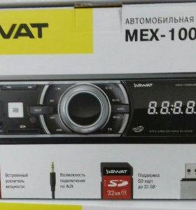 Магнитола SWAT MEX -1008UBW
