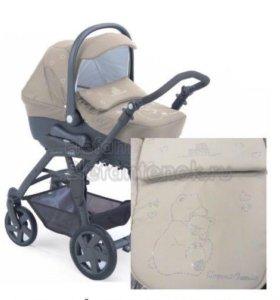 Детская коляска Cam Dinamico 3 in 1