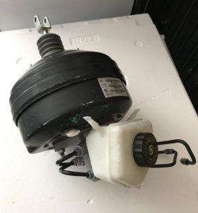 Вакумный усилитель тормозов гтц BMW f30 f20
