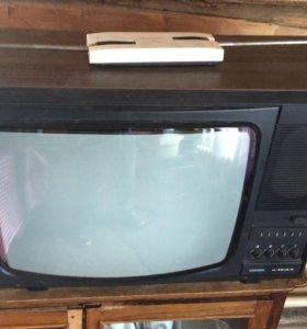 Телевизор Рубин Ц381Д-И
