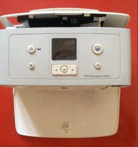 Фтопринтер HP Photosmart А510
