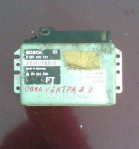 ЭБУ на Opel Vectra, Omega.Двигатель c20ne