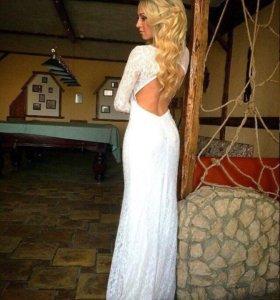 Продам платье (свадебное)