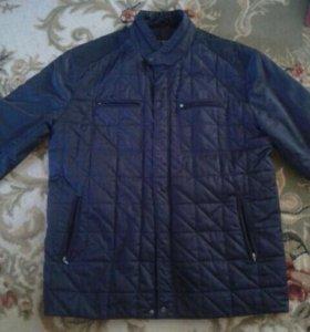 Мужская куртка стёганая