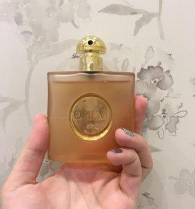Yves saint Laurent Opium  оригинал