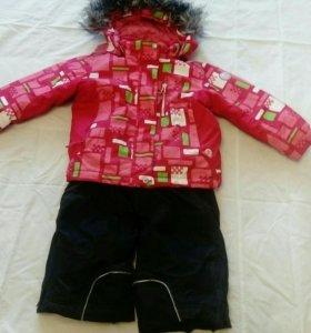 Костюм детский демисезонный мембранный