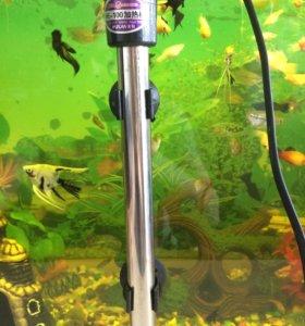 Нагреватель для аквариума 100w